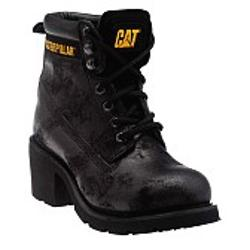 Caterpillar Ottawa Kadın Bot - Metallic Black