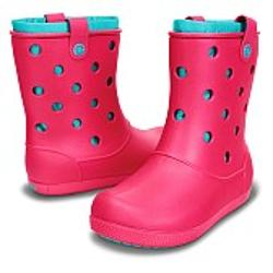 Crocs Crocband Airy Boot Lined - Raspberry-Turquoise