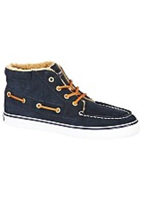 Sperry Betty Suede - Navy