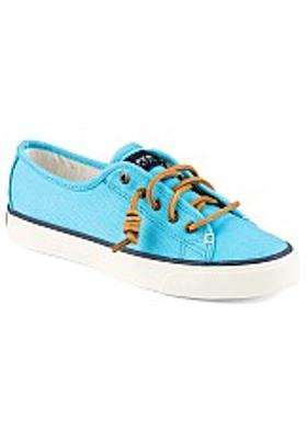 Sperry Seacoast Canvas - Turquoise