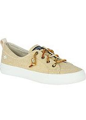 Sperry Crest Vibe Sneaker - Gold
