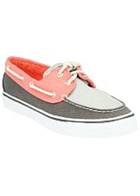 Sperry Bahama 2-Eye Women's - Graphite-High Rise-Coral