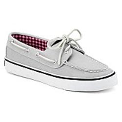 Sperry Bahama 2-Eye Women's - Grey Canvas