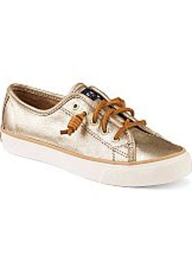 Sperry Seacoast Metallic - Platinum