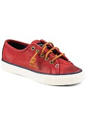 Sperry Seacoast Weathered & Worn - Red