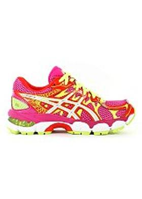 Asics Gel-Nimbus 16 Women's - Pink-Yellow