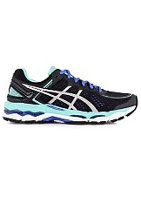 Asics Gel-Kayano 22 Women's - Black-Blue