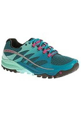 Merrell All Out Charge Kadın - Algiers Blue-Adventurine