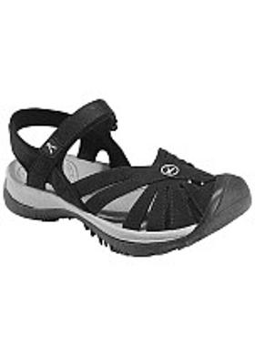 Keen Rose Sandal Kadın Sandalet - Black-Neutral Gray