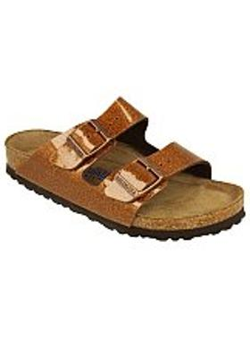 Birkenstock Arizona Kadın Terlik - Magic Galaxy Bronze
