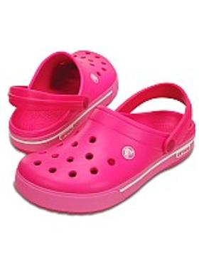 Crocs Crocband II.5 Clog - Candy Pink-Party Pink