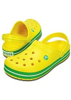 Crocs Crocband - Lemon-Grass Green