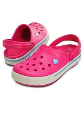 Crocs Crocband II.5 Clog - Candy Pink-Bluebell