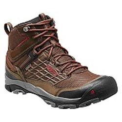 Keen Saltzman Mid WP Erkek Bot - Cascade Brown-Chili Pepper