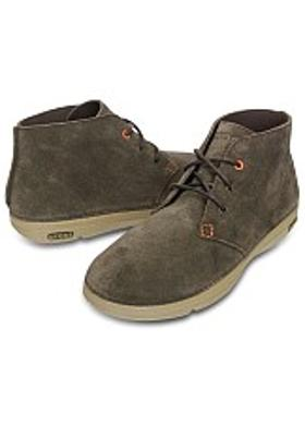 Crocs Thompson Desert Boot - Espresso-Khaki