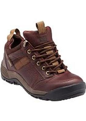 Caterpillar Utilitarian Gore-Tex Erkek Bot - Brown (Deri)