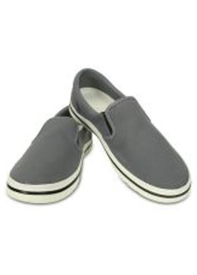 Crocs Norlin Slip-On Men - Charcoal-White
