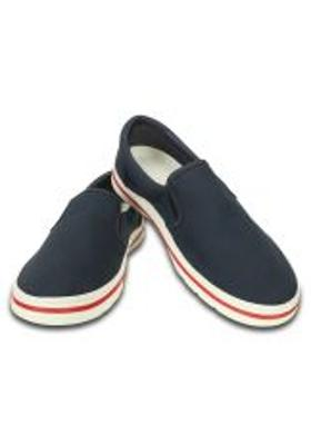 Crocs Norlin Slip-On Men - Navy-White