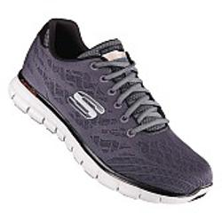 Skechers Synergy - Fine Tune - Charcoal-Black