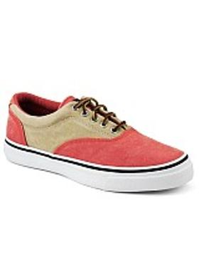 Sperry Striper CVO Two-Tone - Red-Chino