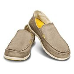 Crocs Stretch Sole Loafer Men - Tumbleweed-Stucco