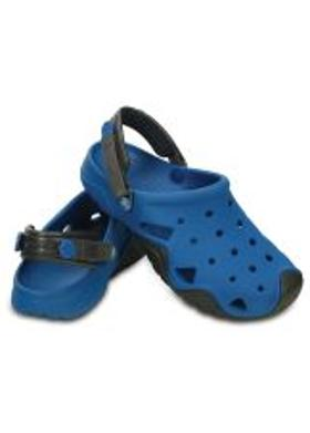 Crocs Swiftwater Clog Men - Ultramarine-Graphite