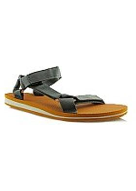 Teva Original Universal Erkek Sandalet - Grey-Orange