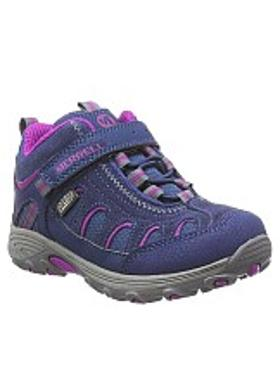 Merrell Chameleon Mid A/C Waterproof - Navy-Purple