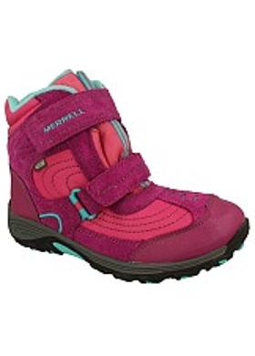 Merrell Moab Polar Mid Strap 2 Waterproof - Pink-Berry
