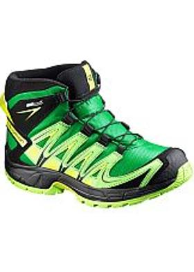 Salomon XA Pro 3D Mid CS WP Junior - Athletic Green X-Tonic Green-G