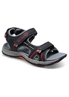 Merrell Panther Sandal Boys' - Black-Navy