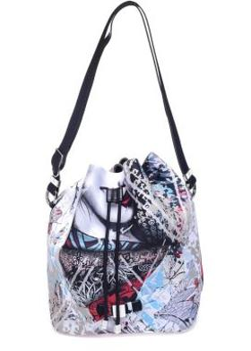 Save MY Bag Gri Metalik Tote Bags