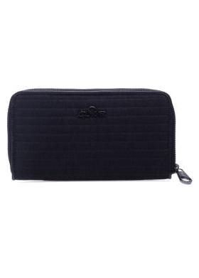 Kipling Siyah Tekstil Wallets