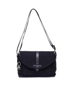 Kipling Siyah Tekstil Shoulder Bags