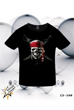 Lord Pirates Of Caribbean Skull T-Shirt