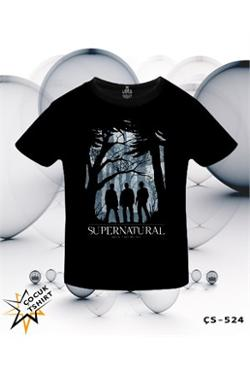Lord Supernatural - Join The Hunt Iı T-Shirt