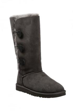 UGG 1873W Ugg Bailey Button Triplet Gri Bot