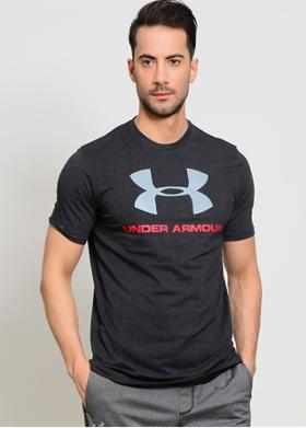 Under Armour 1257615-001 Cc Sportstyle Logo T-Shirt