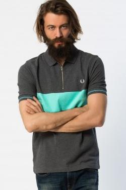 Fred Perry Textured Panel Shirt