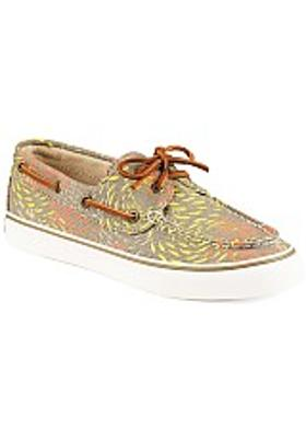 Sperry Bahama 2-Eye Fish Circle - Taupe
