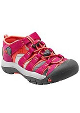 Keen Newport H2 Çocuk Sandalet - Very Berry-Fusion Coral