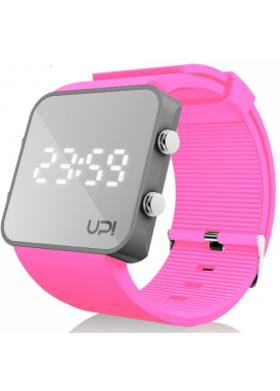 Up! Watch Upwatch Mını Grey&pink