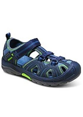 Merrell Hydro Hiker Sandal Junior Boys' - Navy-Green