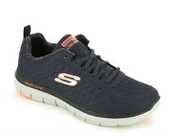 Skechers 52185DKNV FLEX APPEAL 2.0-BREAK FREE