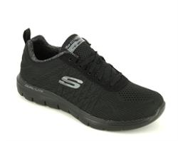 Skechers 52185BBK FLEX APPEAL 2.0-BREAK FREE