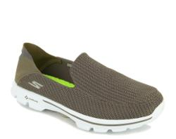 Skechers 54043 KHK GO WALK 3-LOUNGE