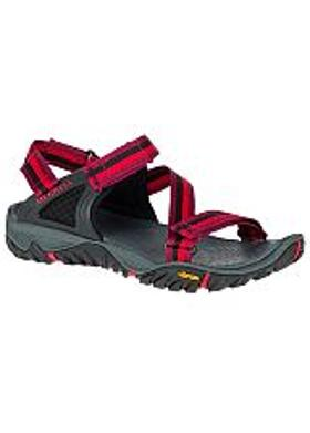 Merrell All Out Blaze Web Kadın - Beet Red
