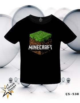 Lord Minecraft - Cube T-Shirt