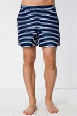 Fred Perry Breton Stripe Swim Shorts