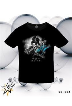 Lord League Of Legends - Yasuo 3 T-Shirt